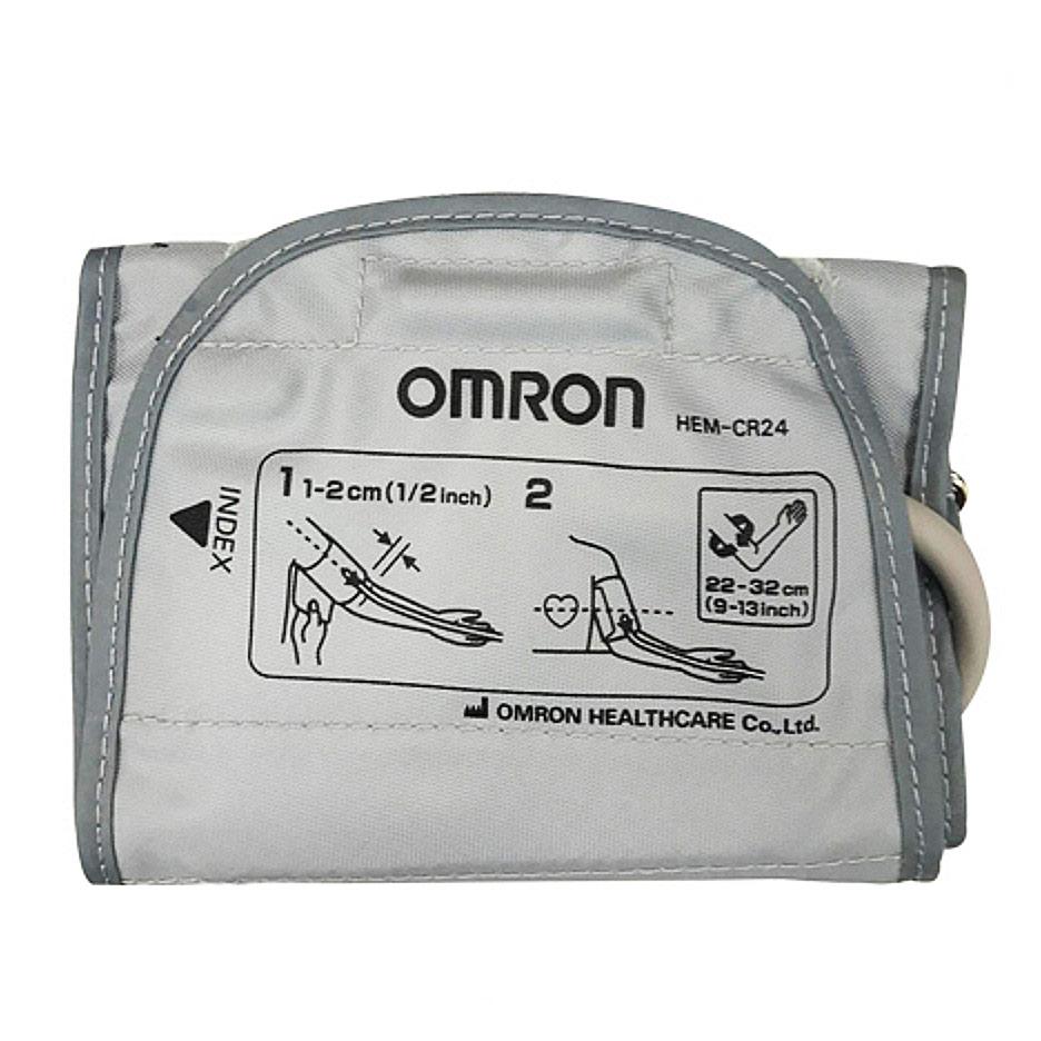 日本 OMRON歐姆龍 壓脈帶 零配件系列-上臂測量軟式壓脈帶 適合用於電子式血壓計!販售內容不含血壓計主機!
