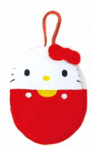 <br/><br/>  X射線【C306021】Hello Kitty 鑰匙包-紅,收納包/文具包/隨身包/手提包/零錢包/交換禮物/禮品<br/><br/>