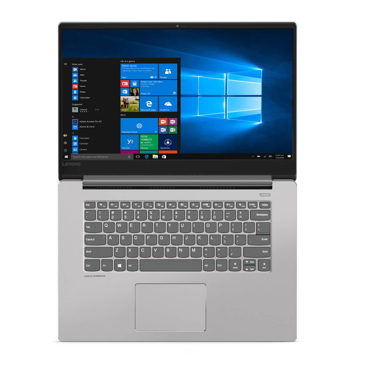 "Lenovo Ideapad 530S, 15.6"", i7-8550U, 8 GB RAM, 512GB SSD, Win 10 Home 64 9"