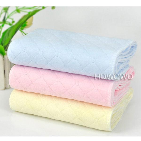 彩色可洗式尿布 生態棉紗布三層尿墊(1片入) RA2132 好娃娃