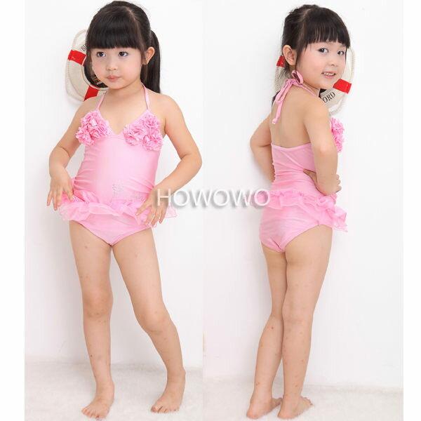 泳裝+泳帽 吊帶舞蹈裙式連身泳衣+帽 SE0032