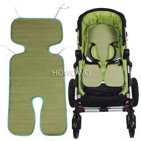 嬰兒推車蓆 推車座墊 推車涼蓆 蘭草蓆MX111086