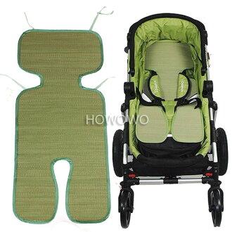 嬰兒推車蓆 推車座墊 推車涼蓆 蘭草蓆MX111086 好娃娃