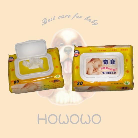 奇寶嬰兒柔濕巾(80抽)/2包 1112 好娃娃