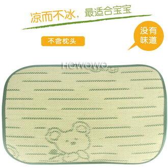 嬰兒枕頭套 亞麻嬰兒枕頭套(不含枕頭) MX01100289 好娃娃