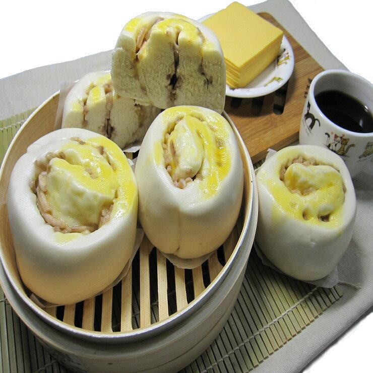 【木子先生】芋頭摩佐拉饅頭(奶素)