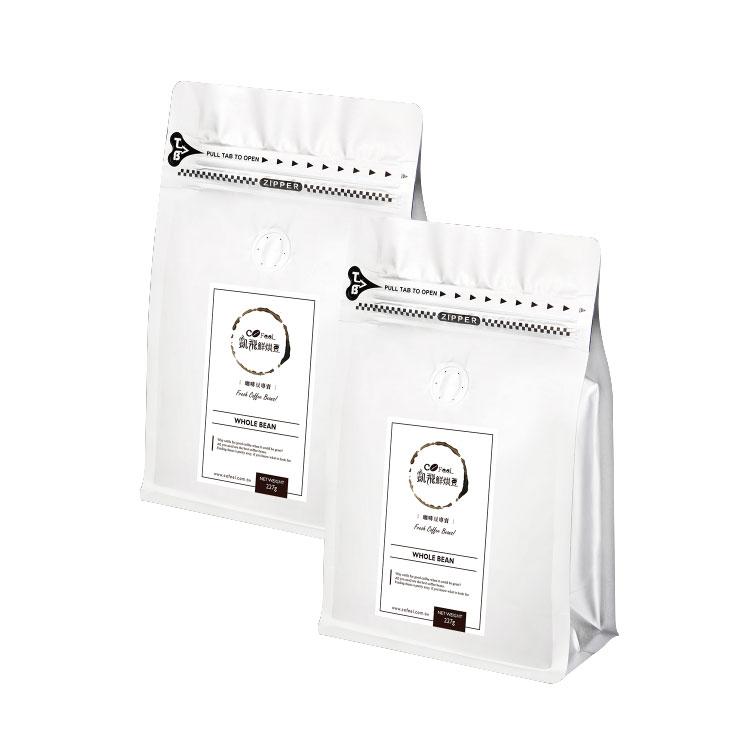 CoFeel凱飛 鮮烘豆衣索比亞谷吉淺中烘焙咖啡豆一磅【比漾廣場】