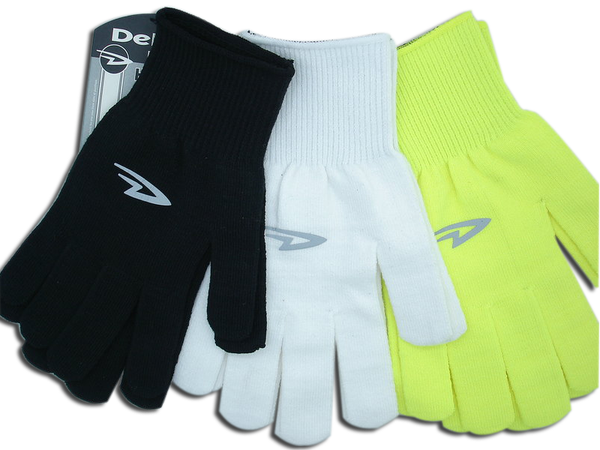 騎跑泳者FINISHER:DeFeetHandskins手套,保持手部在最舒適的溫度.黑(SM),白(SL),螢光黃(M)