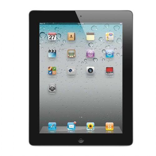 Apple iPad 2 9.7in Tablet Black 5d2756ad94ad001a38bd662295924c87