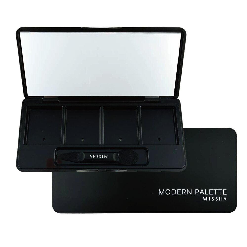 MISSHA 四格眼影盤 眼影盤收納盒 1