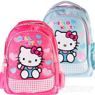正版 Hello Kitty 凱蒂貓 小學生書包 健康護脊後背包HK3003-3色/單售