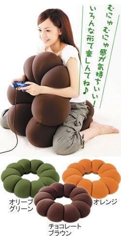 日本Mr alphax 良彩賢暮BIG DOUGHNUT CUSHION超大甜甜圈坐墊,靠墊/3色