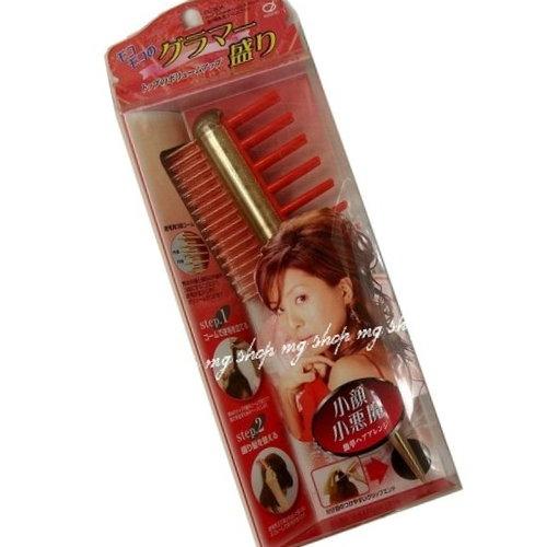 日本IKEMOTO池本造型整髮梳/小顏變髮造型梳CHA-859(日本製)