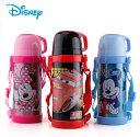 新款Disney 迪士尼 杯子不鏽鋼真空保溫水壺/保溫壺400ML(米妮/CART/米奇)單售