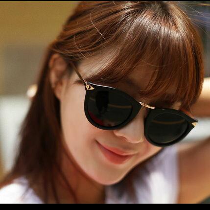 日韓歐美配件造型 金屬箭頭 太陽眼鏡 男女適用方款-2色