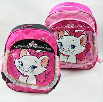 正版 Disney 迪士尼 瑪莉貓 幼稚園書包 後背包XB-3003