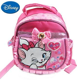 正版 Disney 迪士尼 瑪莉貓 幼稚園書包 後背包R0035H
