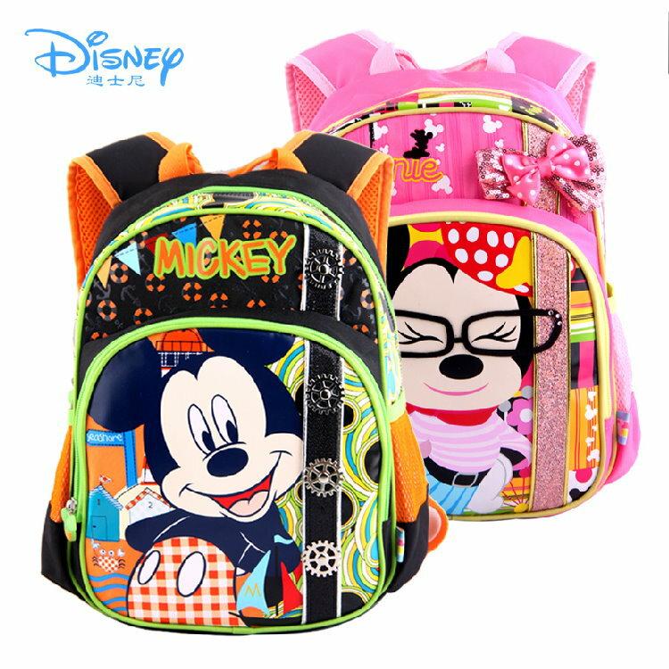 正版Disney 迪士尼米奇米妮系列 幼兒園書包 後背包寶寶背包