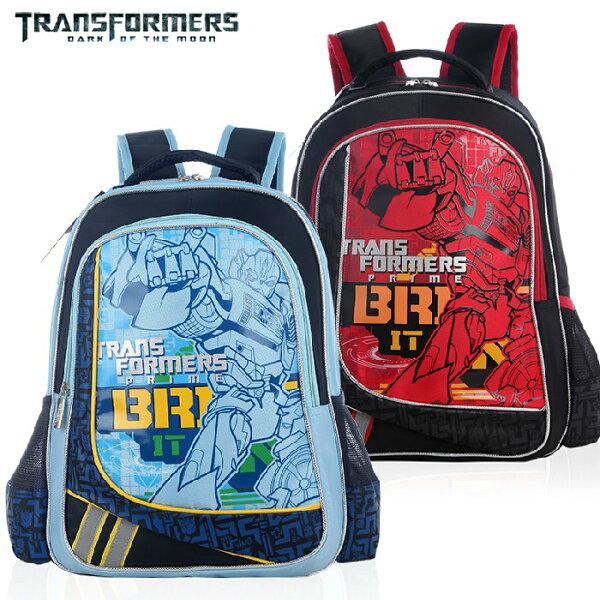 變型金剛系列兒童書包後背包減負護脊書包-0311-B