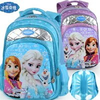兒童節禮物Children's Day到正版Disney 迪士尼冰雪奇緣系列兒童書包 後背包