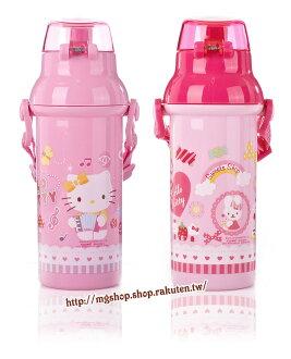 正版原裝 凱蒂貓 Hello Kitty 兒童水壺 直飲水壺 HK2004/2款-單售