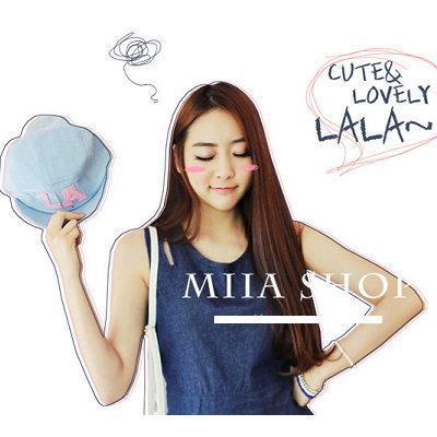 日韓新款 潮流 棒球帽 平沿帽 街舞嘻哈滑板帽 LA字母款-單售