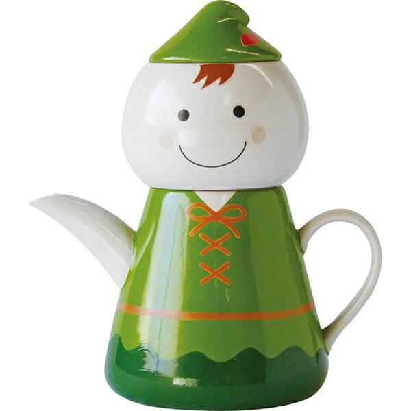 日本原裝SUNARTTEAFORONE杯茶壺組SAN2092