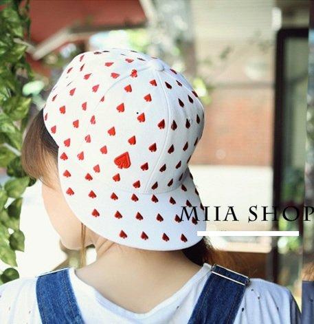 日韓新款 潮流 棒球帽 平沿帽 街舞嘻哈滑板帽 鋪克牌款-單售