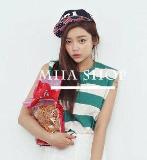 日韓新款潮流棒球帽平沿帽街舞嘻哈滑板帽USA星星條紋款-單售