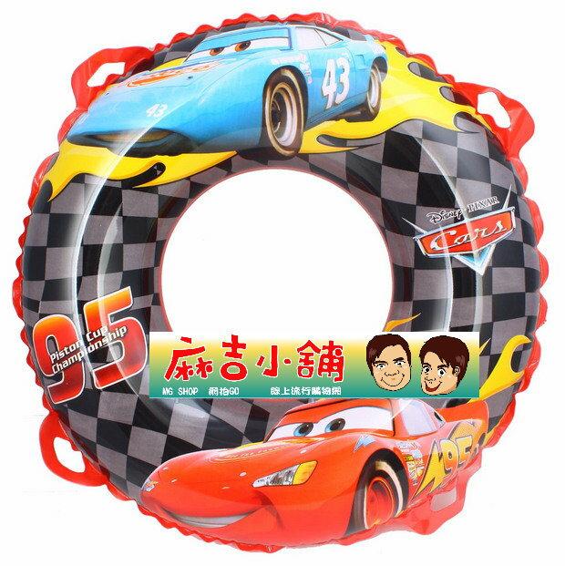 Disney 迪士尼 兒童圓形救生圈 游泳圈直徑80CM-(公主/米奇/cars)單售