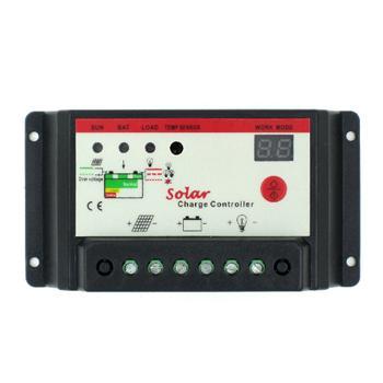 12V及24V通用型-5A太陽能控制器