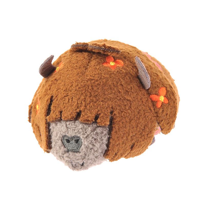 【真愛日本】16050300020專賣店tsum娃S-犀利哥氂牛   迪士尼 動物方程式 娃娃 茲姆 收藏 擺飾