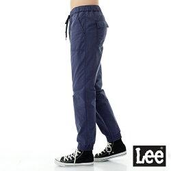 Lee  休閒褲縮口褲/RG-深藍-女款