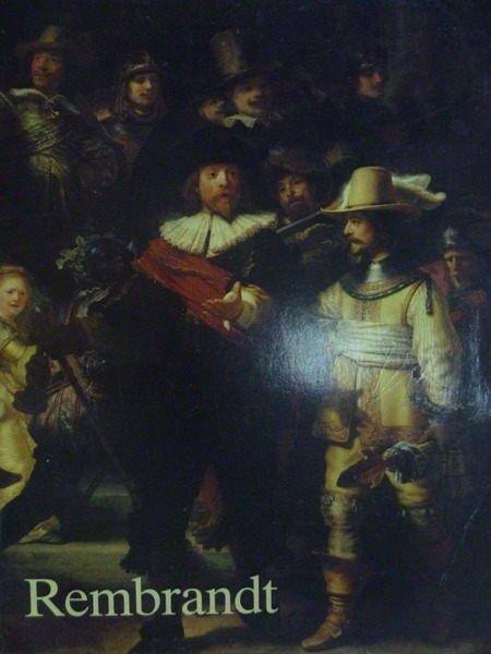 【書寶二手書T5/藝術_YGK】Rembrandt_1606~1669