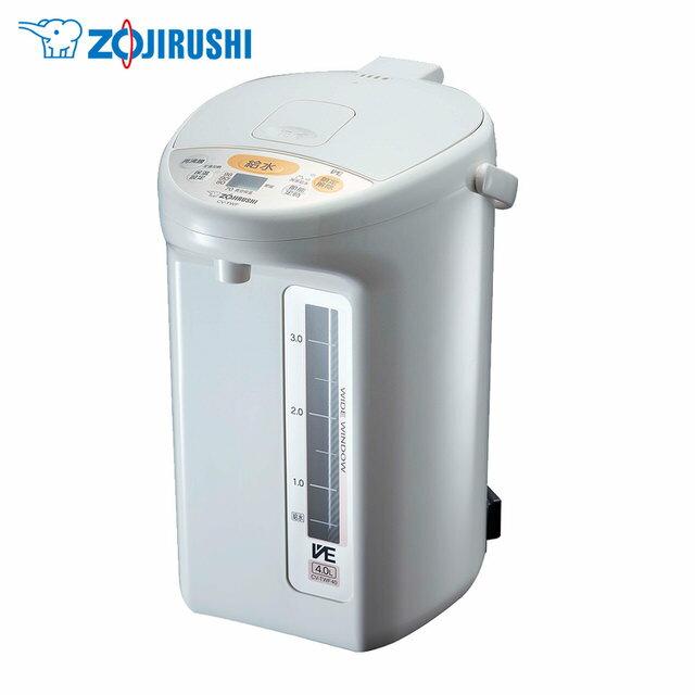 【象印】SuperVE真空省電微電腦電動熱水瓶 4L CV-TWF40