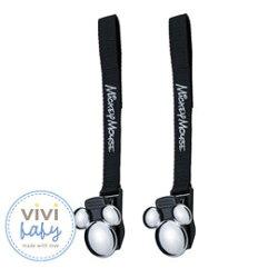 全新出清現貨一組】ViViBaby - Disney迪士尼米奇毯子夾(2入/組) 299元