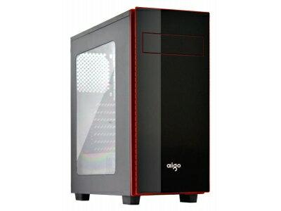 aigo愛國者發現USB3.0透測電腦機殼電腦機殼PC機殼電競機殼【迪特軍】