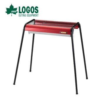 LOGOS日本 | 紅將軍鐵板BBQ燒烤爐 L | 秀山莊(LG81061210)