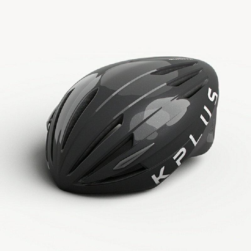 【7號公園自行車】KPLUS QUANTA系列公路競速專用安全帽(黑)