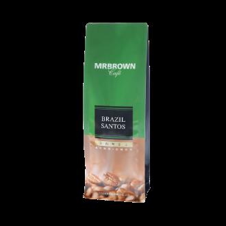 伯朗巴西聖多士咖啡豆(NY 2 Fine Cup等級)(250g)