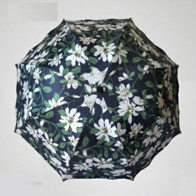 遮陽傘抗UV防曬晴雨傘-時尚復古百合花三折戶外用品2款73fa21【獨家進口】【米蘭精品】