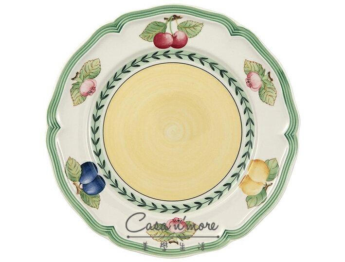Villeroy & Boch 唯寶 盤子 餐盤 瓷盤 點心盤 圓形 21 cm - 限時優惠好康折扣