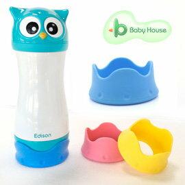 愛兒房【BabyHouse】保溫壺玻璃瓶防滑摔底座(隨機出貨)