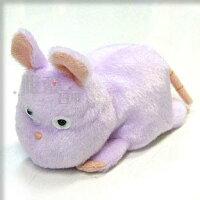 神隱少女周邊商品推薦﹝宮崎駿會館﹞13010900058 短絨沙包手玉娃-老鼠 神隱少女 沙包娃娃