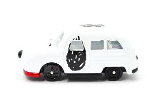 【真愛日本】13061200002 TOMY車-史努比車 史奴比 史努比 SNOOPY 模型車 模型玩具 正品