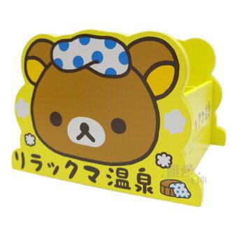 *唯愛日本* 12071000003 轉筆筒-拉拉熊 SAN-X 懶熊 懶妹 奶妹 奶熊 文具用品 筆桶 正品