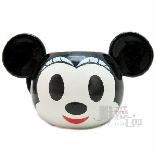 ~*唯愛日本*~A6121400018 迪士尼 米老鼠 米奇 Q版頭型造型馬克杯 水杯 牛奶杯 正版精品