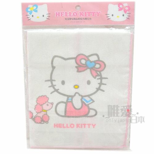 【真愛日本】C 7122500003 印花澡巾(2入) 三麗鷗 Hello Kitty 凱蒂貓 小嬰兒擦巾 幼兒浴巾 台灣製