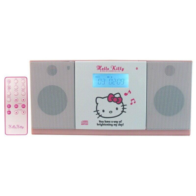 【真愛日本】14090300001 藍牙音響-大臉音符 三麗鷗 Hello Kitty 凱蒂貓