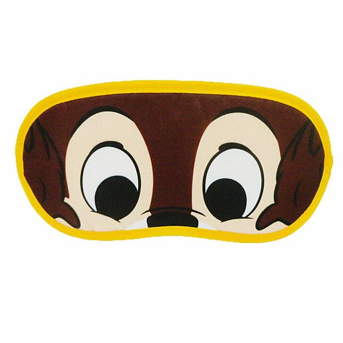 【真愛日本】14091800025 眼罩-奇奇 迪士尼 花栗鼠 奇奇蒂蒂 松鼠